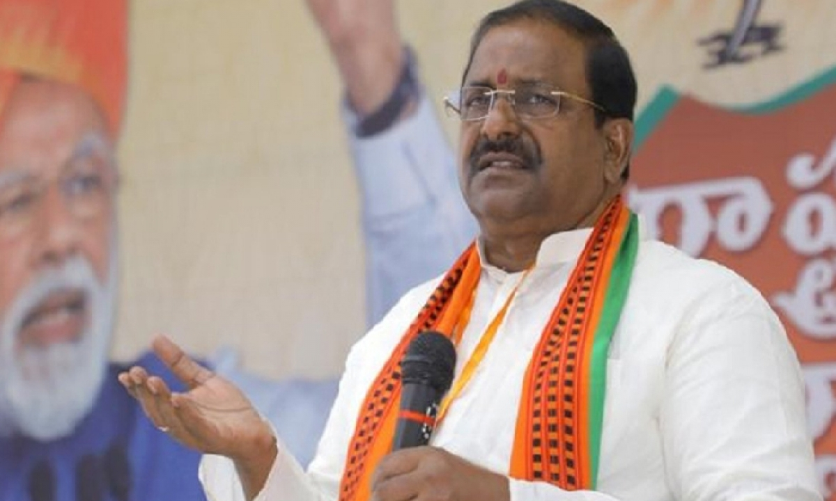 Vizag Steel Plant Will Not Be Privatized, Says AP BJP-Latest News - Telugu-Telugu Tollywood Photo Image-TeluguStop.com