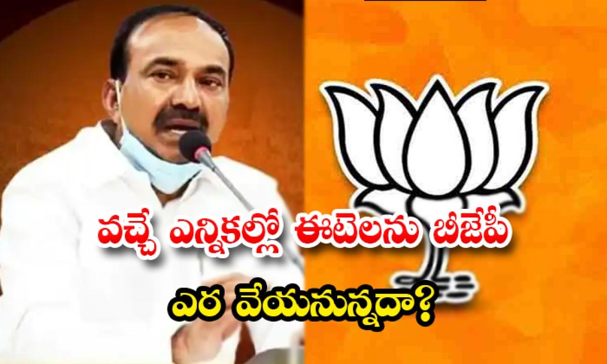 Will Bjp Bait The Etela In The Coming Elections-వచ్చే ఎన్నికల్లో ఈటెలను బీజేపీ ఎర వేయనున్నదా-Political-Telugu Tollywood Photo Image-TeluguStop.com