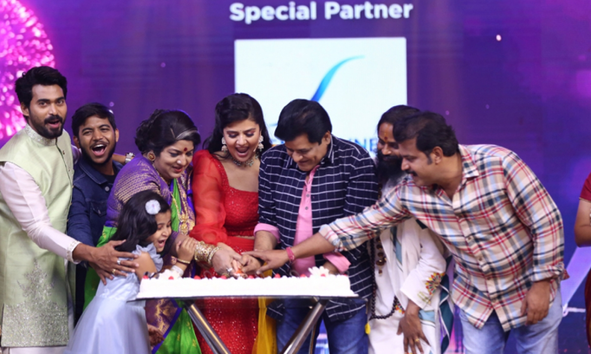 Zee Telugu Is Entering Its Sixteenth Year With A Program Called Zee Mahotsavam-TeluguStop.com