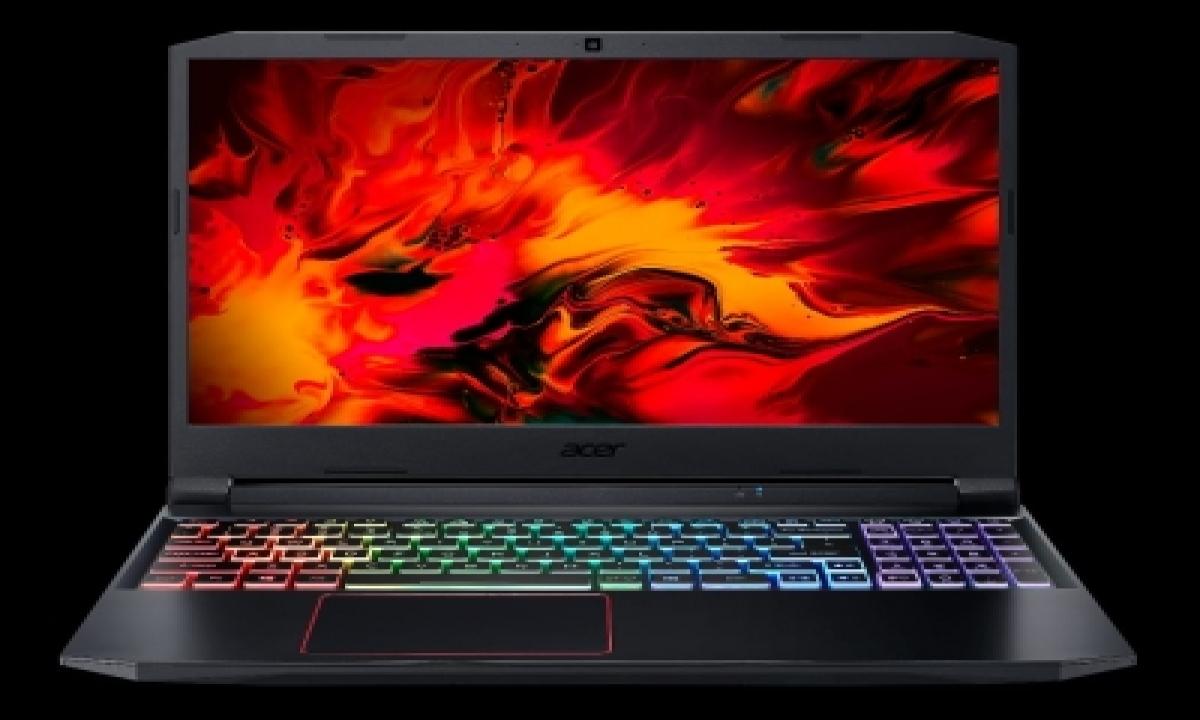 Acer Unveils 'nitro 5' Gaming Laptop In India-TeluguStop.com