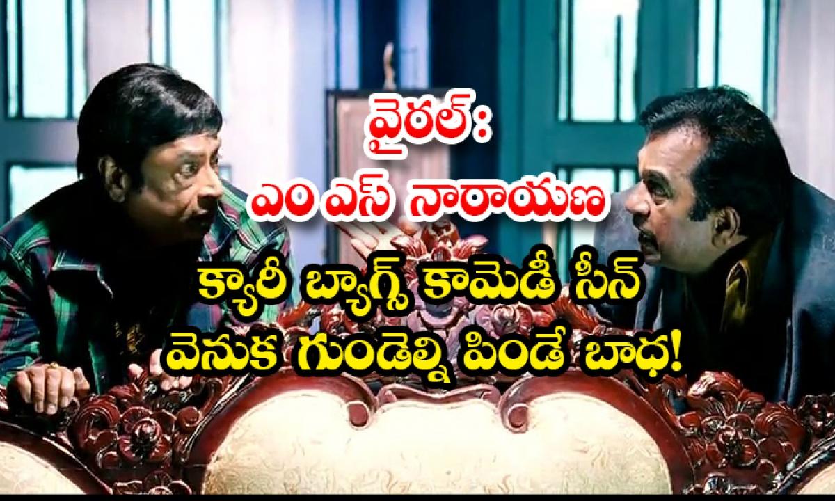 Actress Hema Shares Emotional Situation About Comedian Ms Narayana In Alitho Saradaga Show-TeluguStop.com
