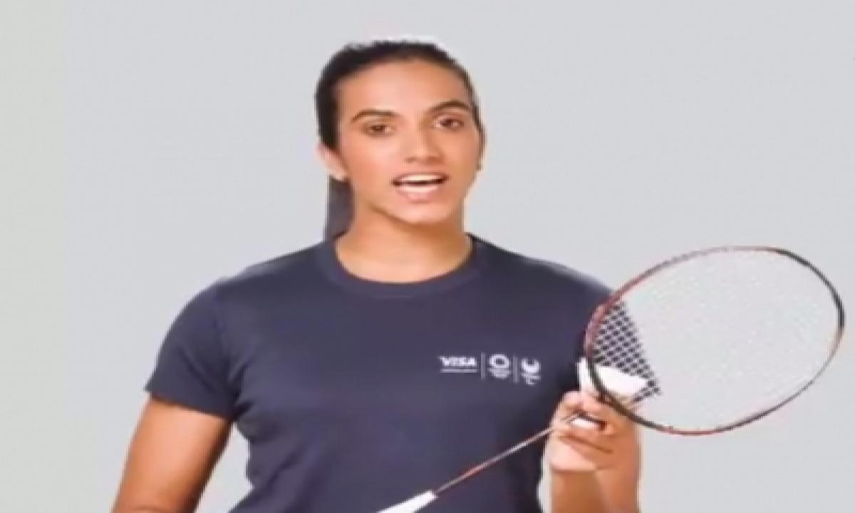 Admire Class And Skills Of Ronaldo, Federer & Serena: Sindhu-TeluguStop.com