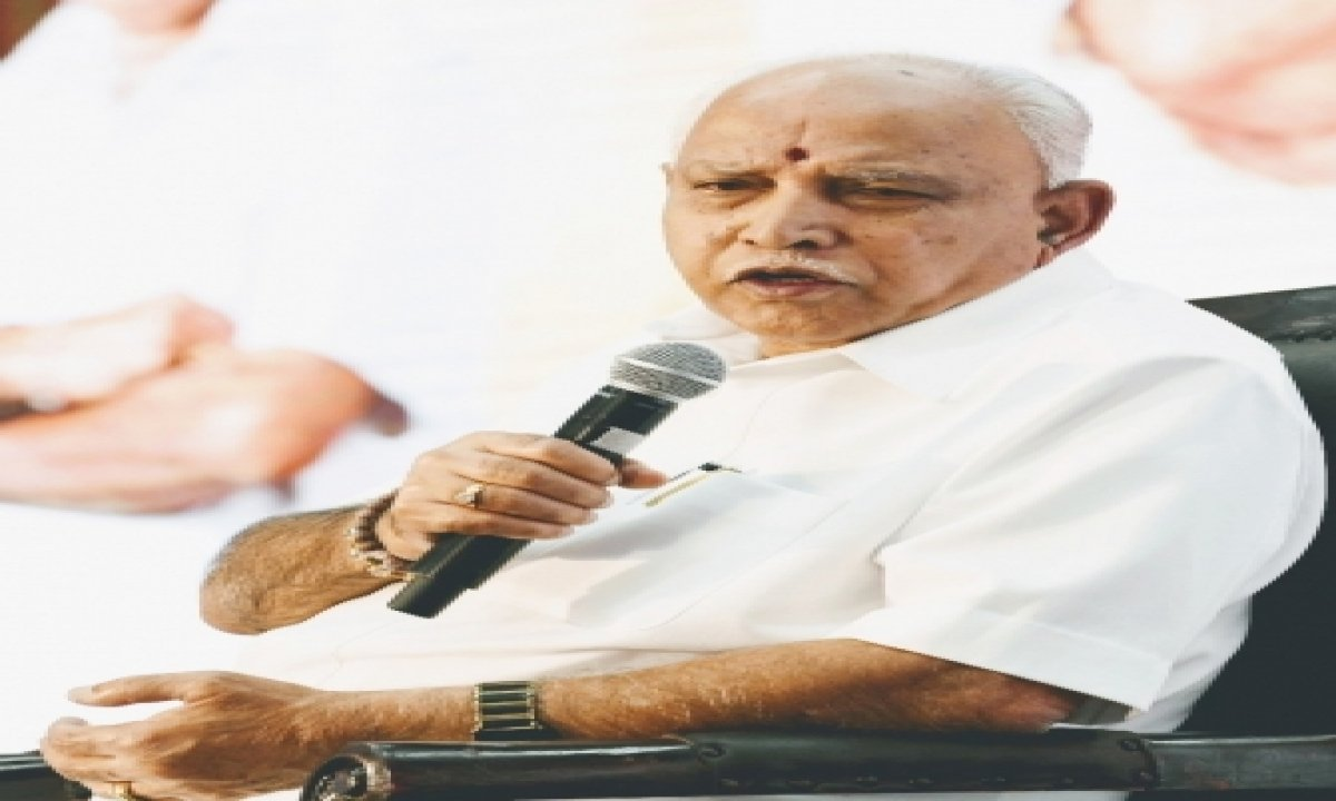 After Quiting As Cm, Want To Tour State For Next 10-15 Years To Build Bjp: Yediyurappa-TeluguStop.com