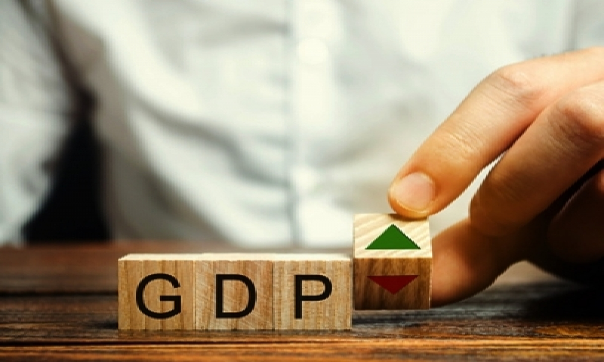 Ahead In The Gdp Race – Usa Or China?-TeluguStop.com