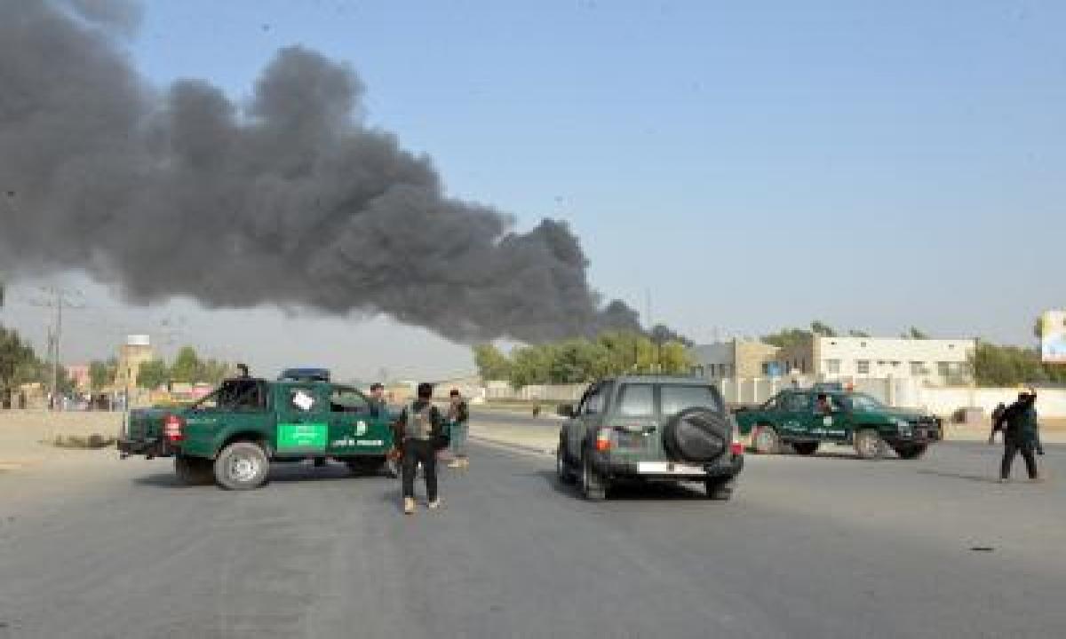 Airstrikes Kill 82 Militants In Afghanistan-TeluguStop.com