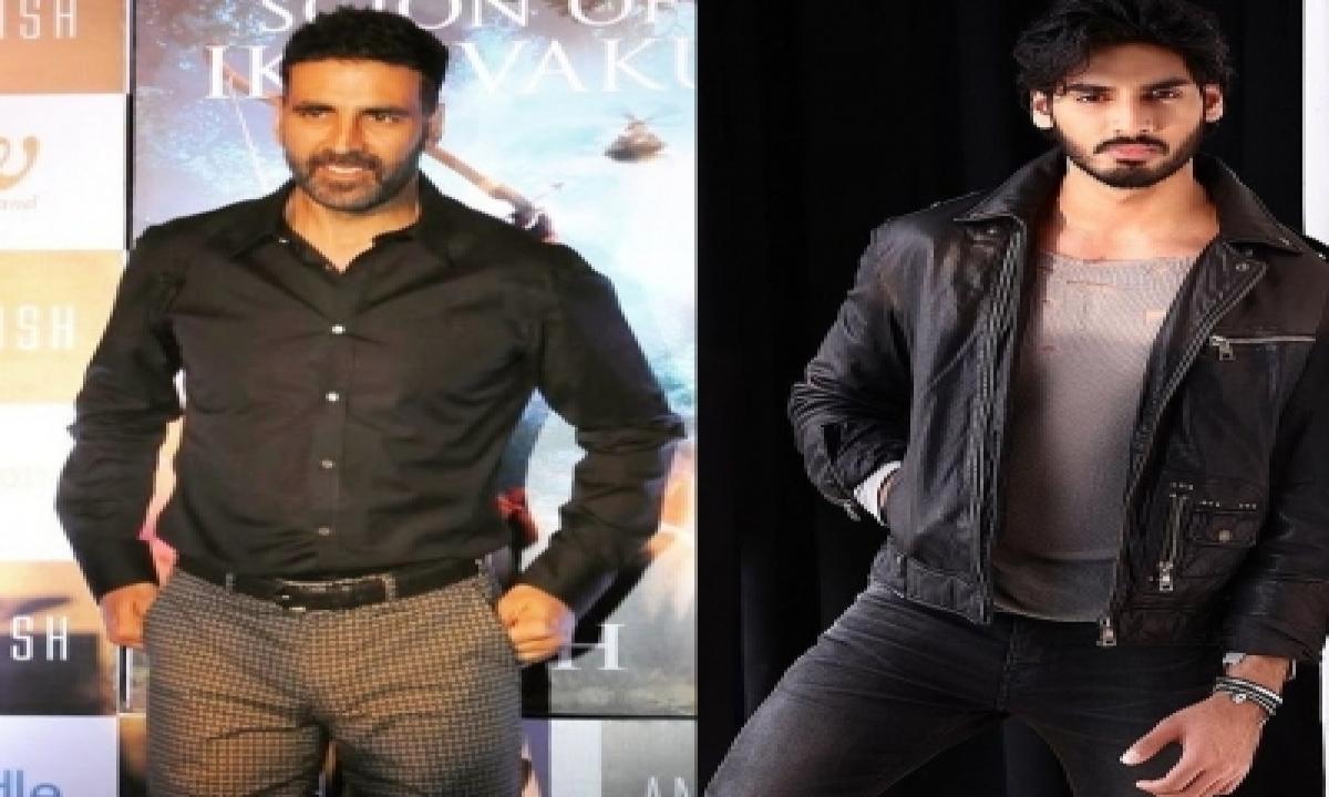 Akshay Kumar Teams Up With Suniel Shetty's Son Ahan For New Project-TeluguStop.com