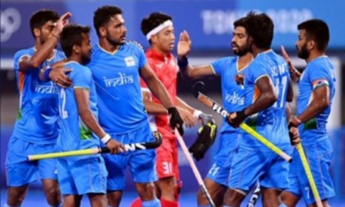 All Eyes On Men's Hockey Team, Pv Sindhu-TeluguStop.com
