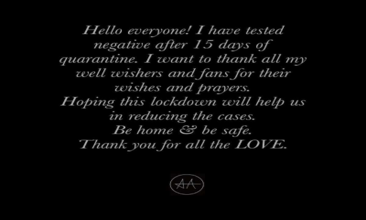 Allu Arjun Tests Negative For Covid-19-TeluguStop.com