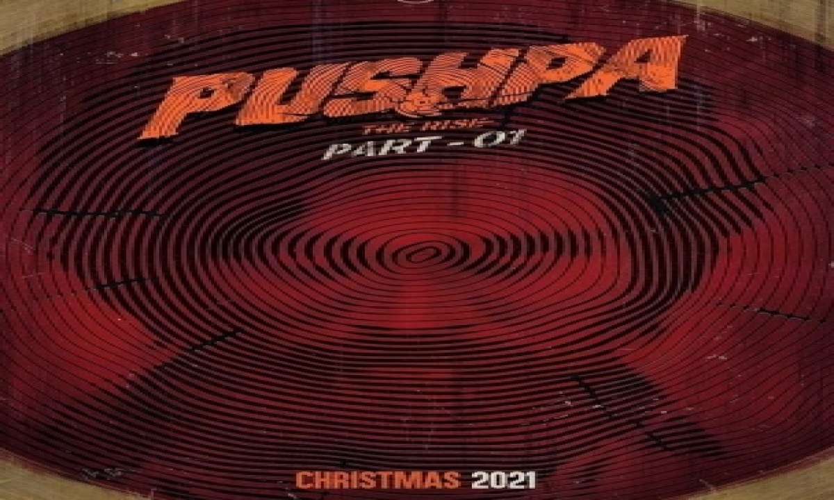 Allu Arjun's 'pushpa: The Rise' To Release This Year On Christmas-TeluguStop.com