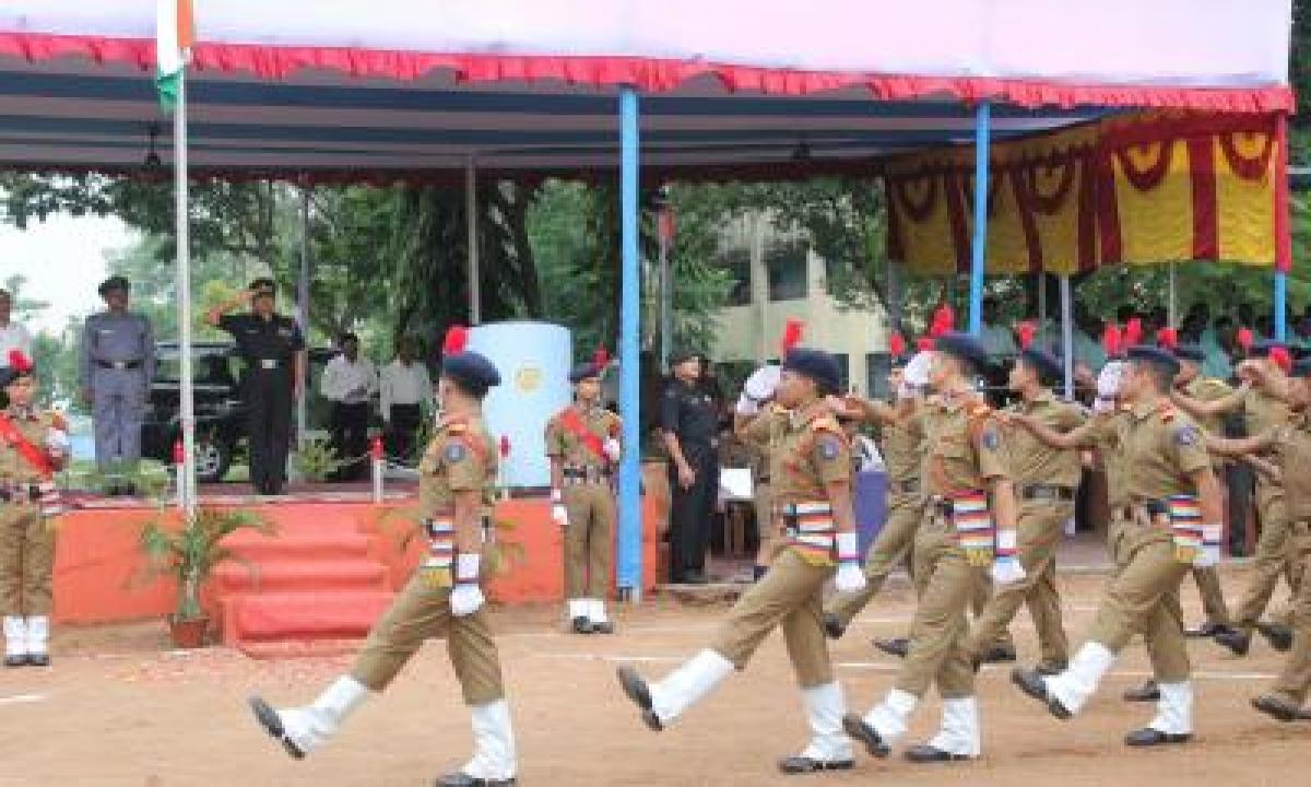 TeluguStop.com - Alwar Third District In Rajasthan To Get Sainik School