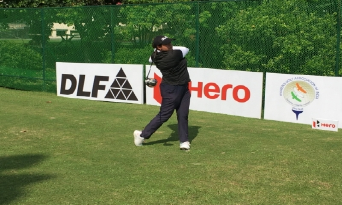 Amandeep Lives Up To Expectations As She Leads 10th Leg Of Wpgt – Sports,golf-TeluguStop.com