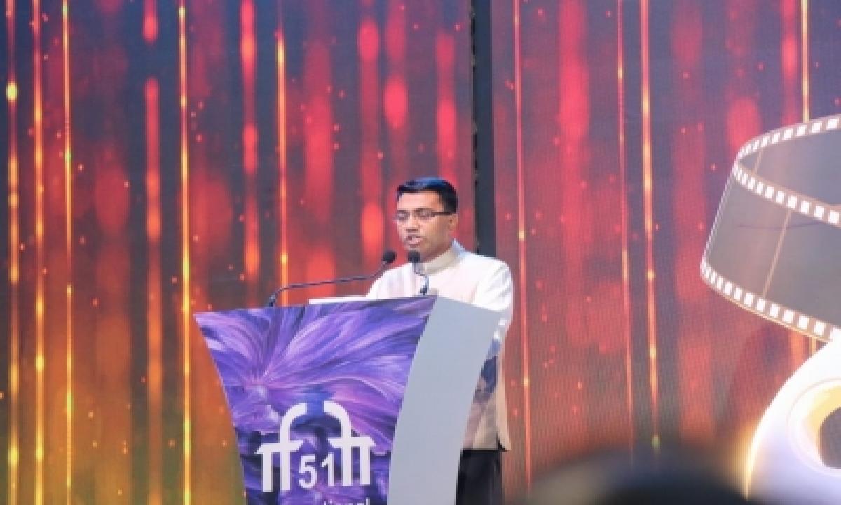 TeluguStop.com - Amitabh, Goa Cm, Guv, Laud Iffi Success In Covid