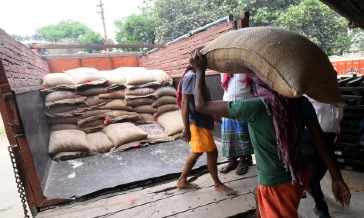 A&n Lifts Maximum Foodgrains Under Pmgkay Phase 4-TeluguStop.com
