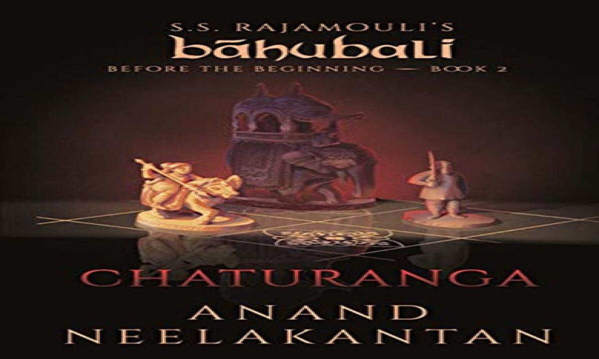 Chaturanga: The Bahubali Book Series-TeluguStop.com