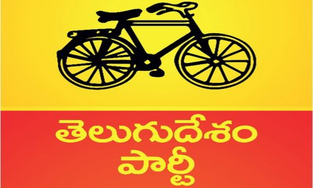 TeluguStop.com - Andhra Government Creating Constitutional Crisis: Tdp