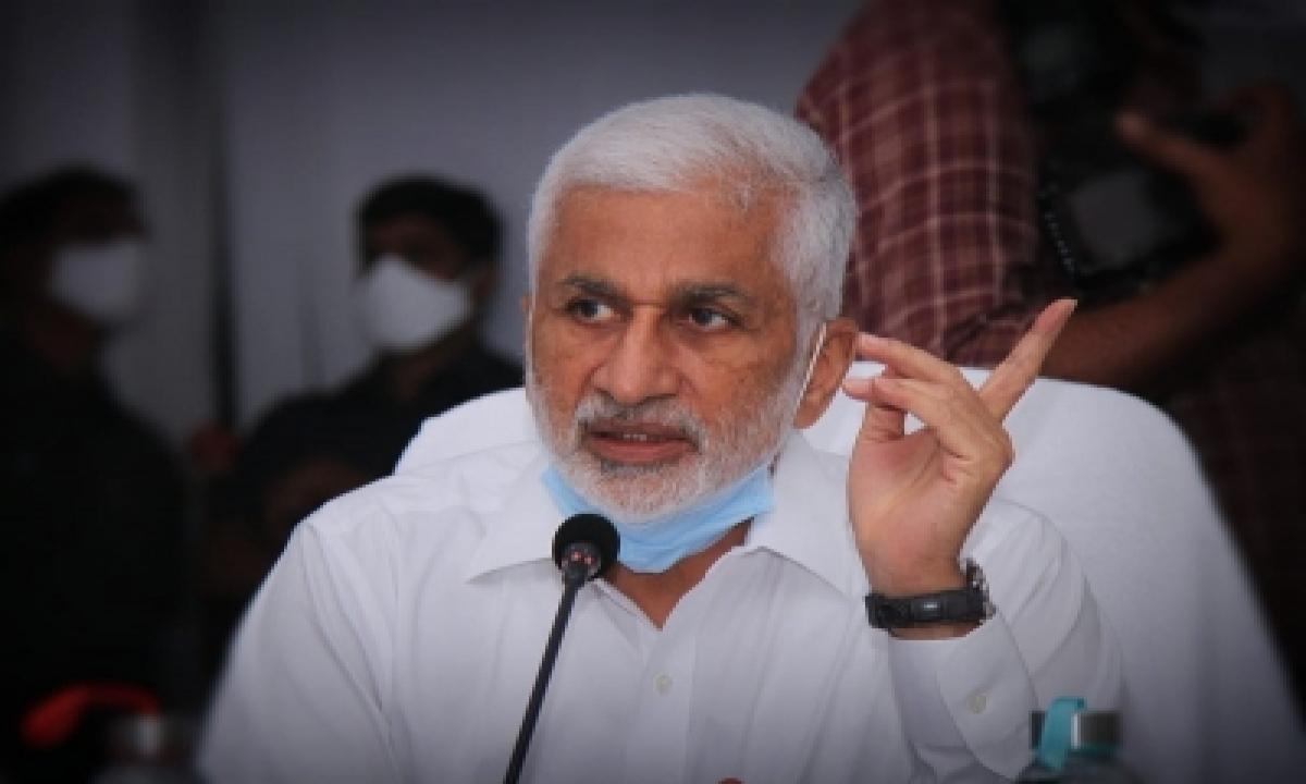 Andhra Govt Reiterates Oppn To Vizag Steel Plant Sale-TeluguStop.com