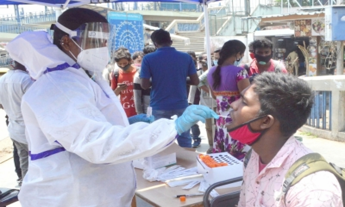 Andhra Inoculates Record 6.17 Lakh For Covid On Wednesday-TeluguStop.com
