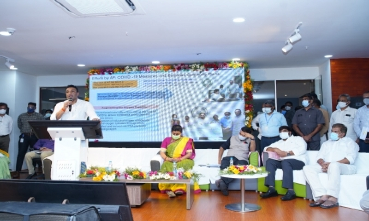 Andhra Manages 1.5% Growth Rate In Covid Times: Minister-TeluguStop.com