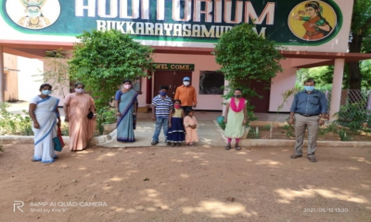 Andhra Pradesh Sets Up Child Care Institutions For Covid Orphans, Destitutes-TeluguStop.com