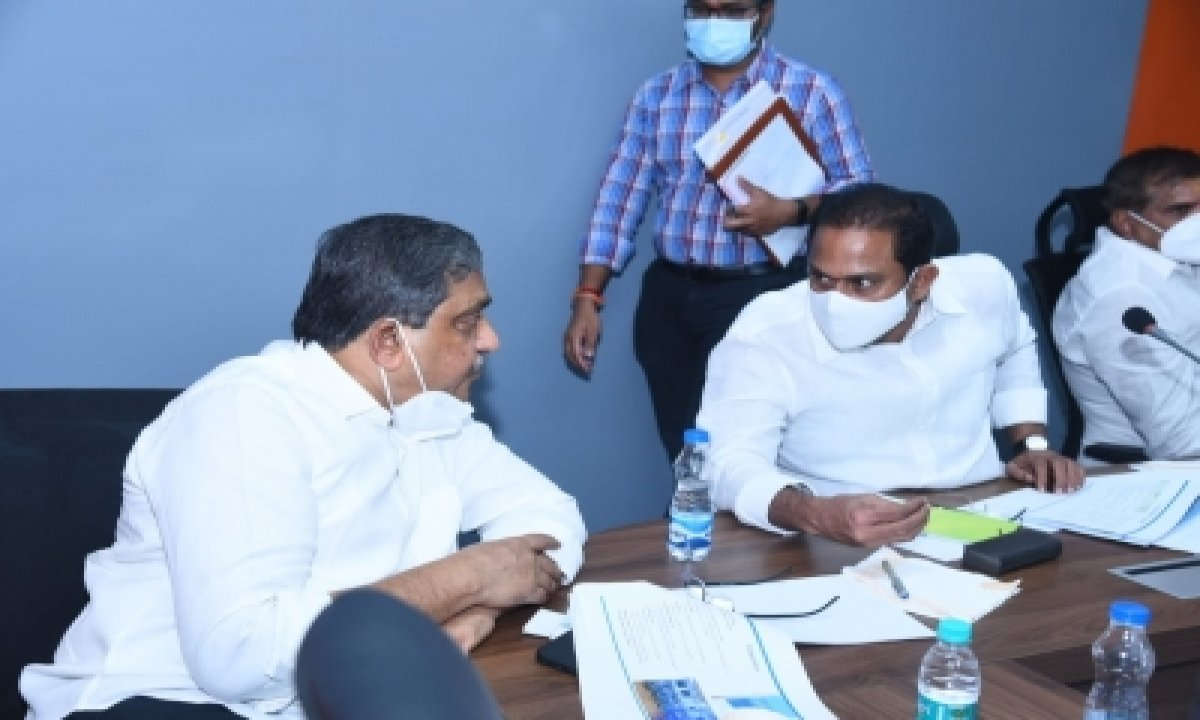 Andhra Prepares To Face Third Covid Wave, To Hire More Doctors-General-English-Telugu Tollywood Photo Image-TeluguStop.com