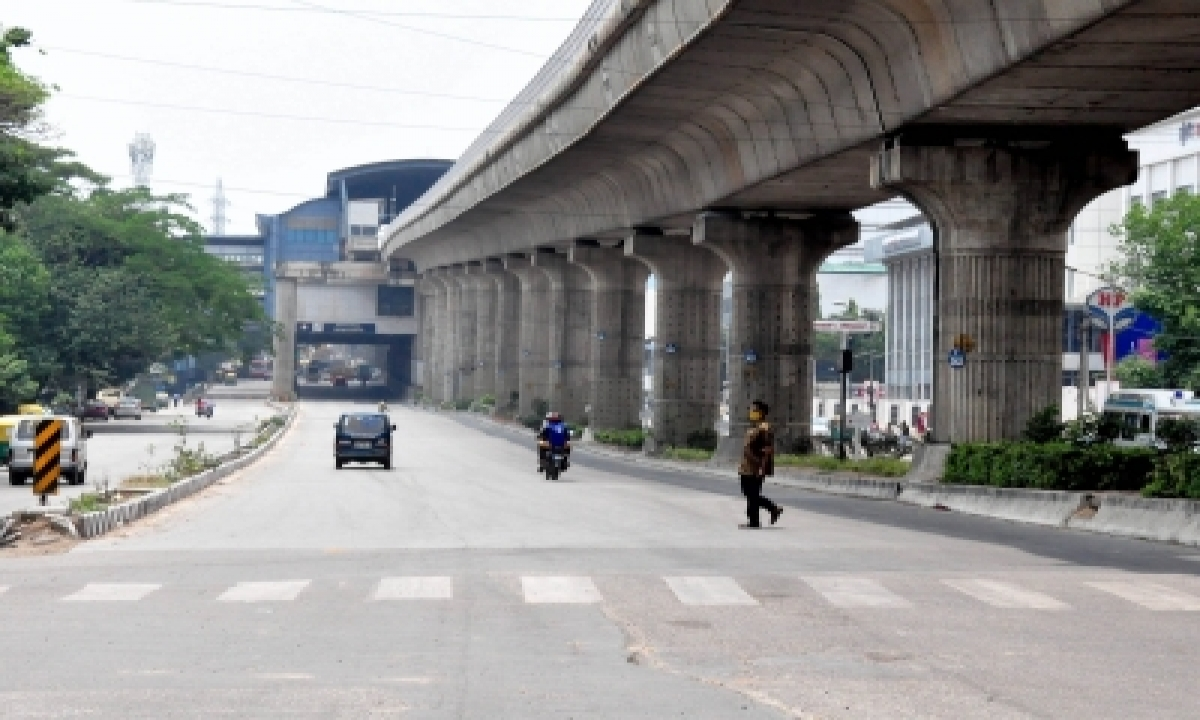 Andhra To Have Partial Curfew From Wednesday-TeluguStop.com