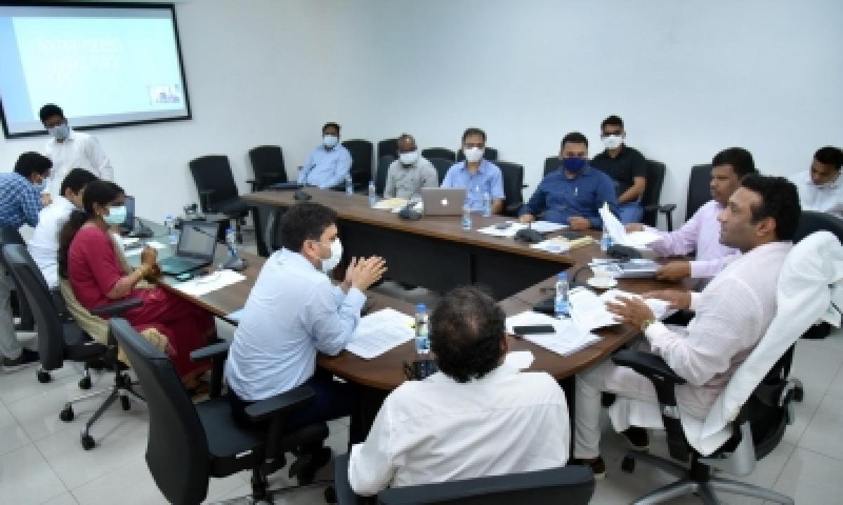Andhra To Set Up 2 Multi-modal Logistics Parks-Business-Telugu Tollywood Photo Image-TeluguStop.com