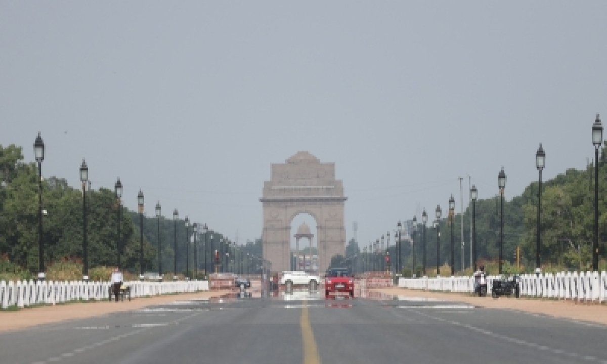 Another Day Of Clear Sky In Delhi, Air Quality Moderate – Delhi | India News | National,environment/wildlife-TeluguStop.com