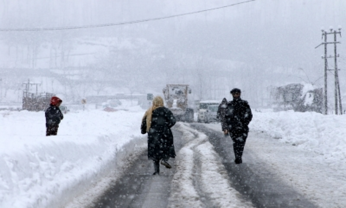 TeluguStop.com - Another Spell Of Light Snow, Rain Likely In J&k Soon