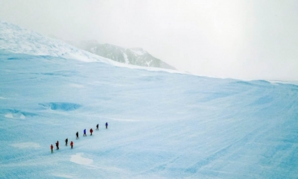 Antarctica's 'doomsday Glacier' Will Melt Faster Than Thought-TeluguStop.com