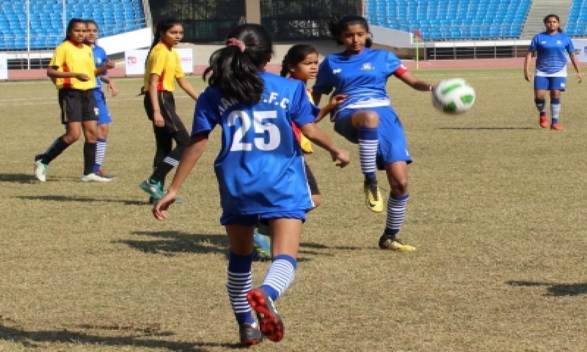 Anushka Scores As Hans Women Fc Clinch Delhi League Title-TeluguStop.com