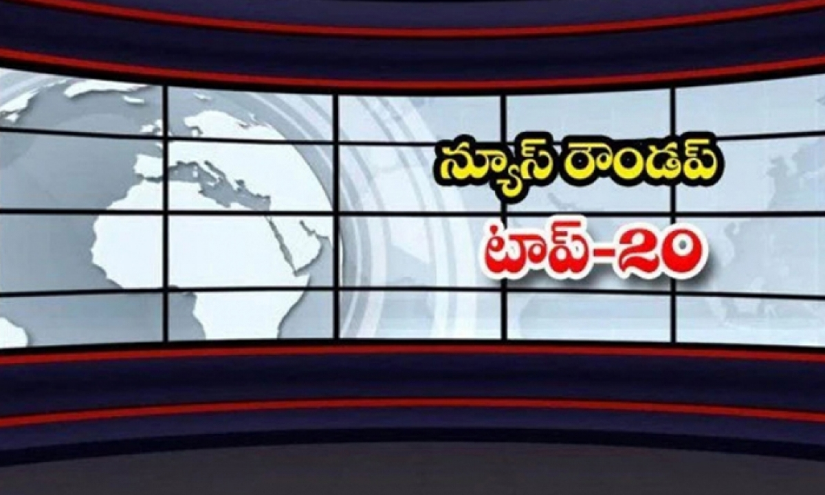 Ap Andhra And Telangana News Roundup Breaking Headlines Latest Top News April 6 5 2021 Today-TeluguStop.com
