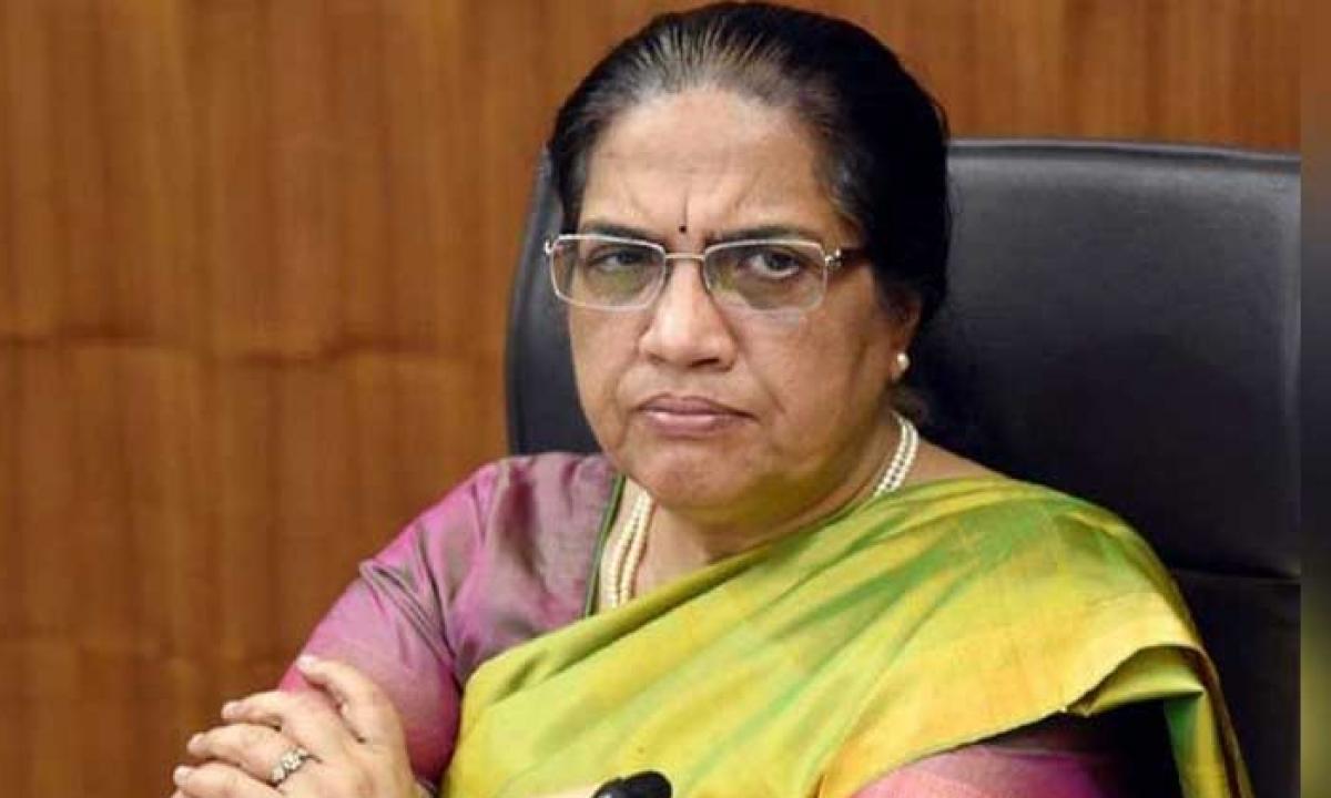 Ap Sec Went To High Court For Parishath Elections-TeluguStop.com