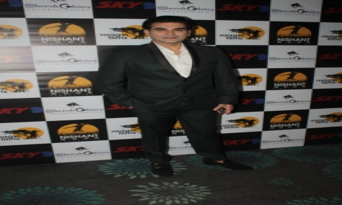 TeluguStop.com - Arbaaz Khan On Playing A 60-year-old Man In 'return Ticket'