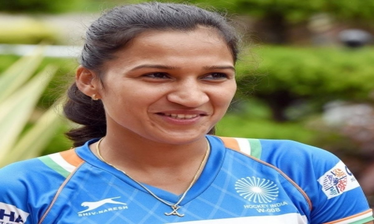 TeluguStop.com - Argentina Tour About Getting Back Into Groove: Hockey Captain Rani