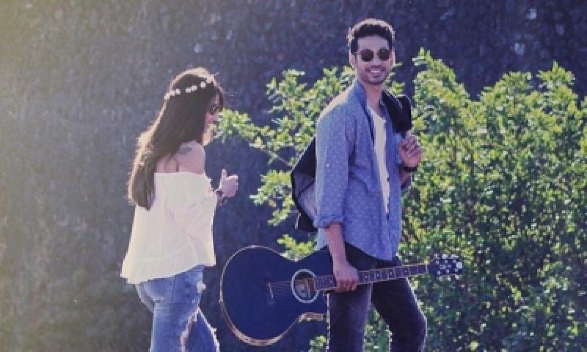 Arjun Kanungo Celebrates 5 Years Of 'fursat'-TeluguStop.com