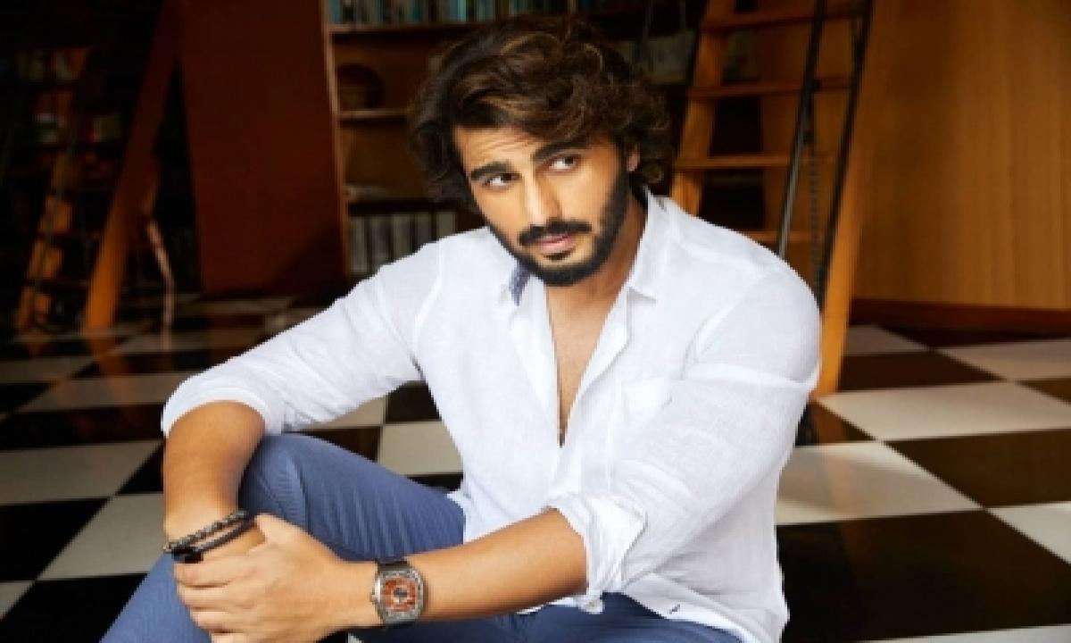Arjun Kapoor: My Line-up Is Mix Of Masala Commercial, Genre-bending Films – Mumbai News   Cinema/showbiz,bollywood-TeluguStop.com