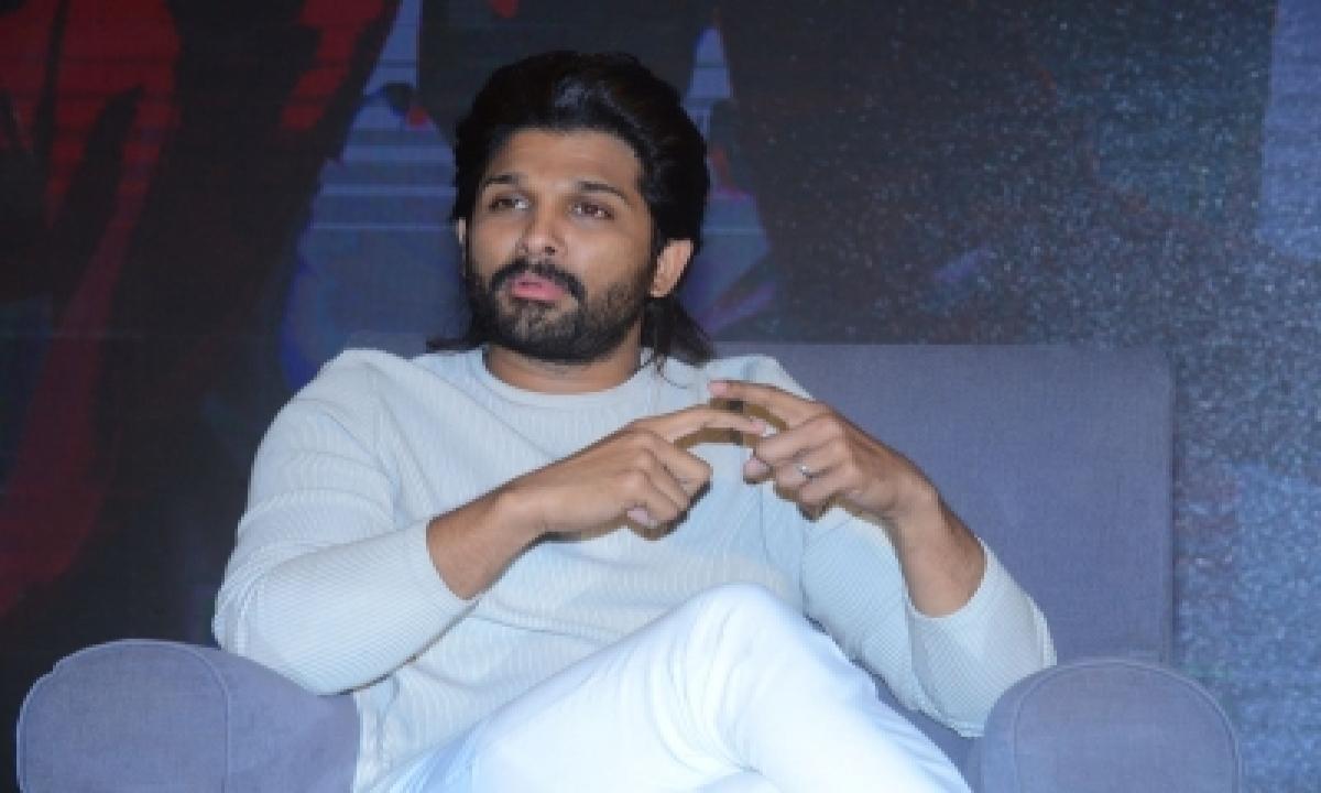 'arya' Turns 17: Allu Arjun Recalls How Film Changed His Course As An Actor-TeluguStop.com