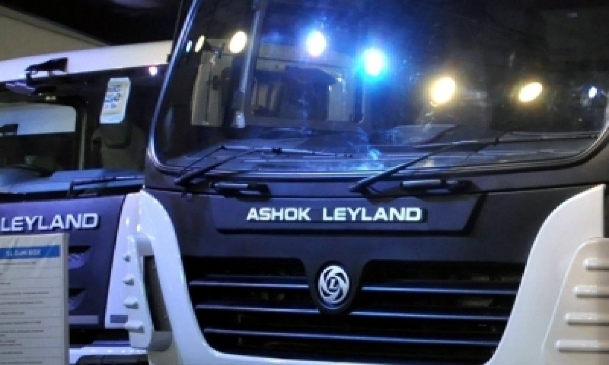 Ashok Leyland Subsidiaries To Offer Evs & Mobility As Service-TeluguStop.com
