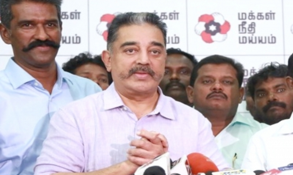 Assembly Poll Saga: Curtains For Tamil Actors With Cm Ambitions-TeluguStop.com