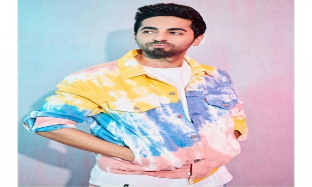 Ayushmann Khurrana: I'm Trying To Tell People To Not Stereotype Themselves-TeluguStop.com