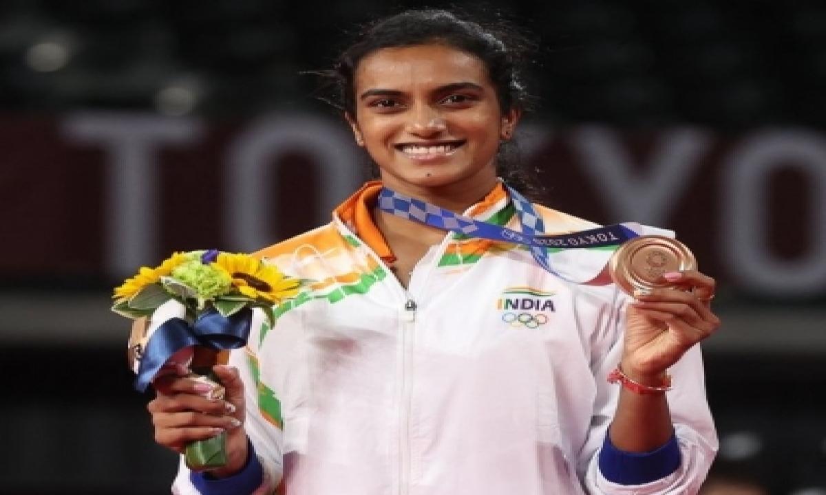 Badminton Ace Pv Sindhu's Legend Keeps Growing (profile)-TeluguStop.com
