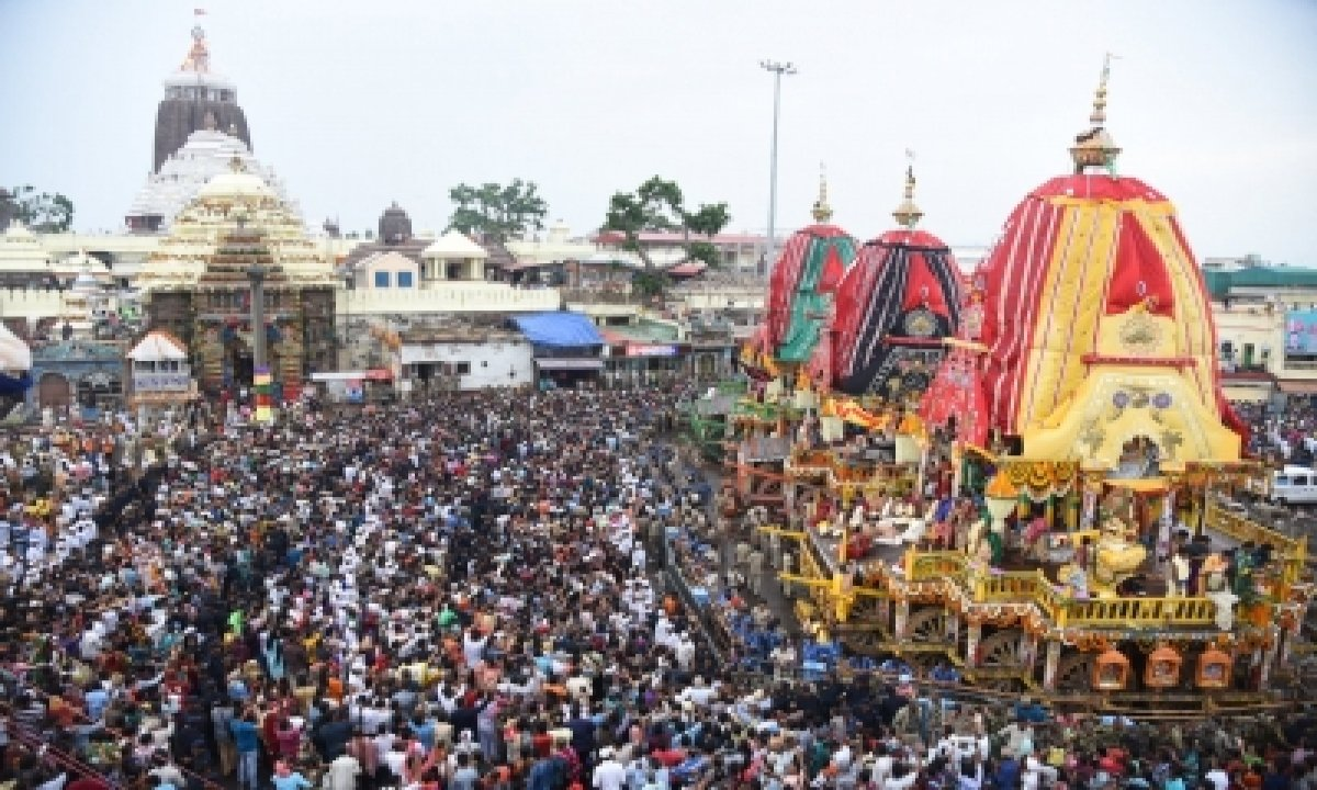 Bahuda Yatra: Restrictions Imposed In Puri-TeluguStop.com