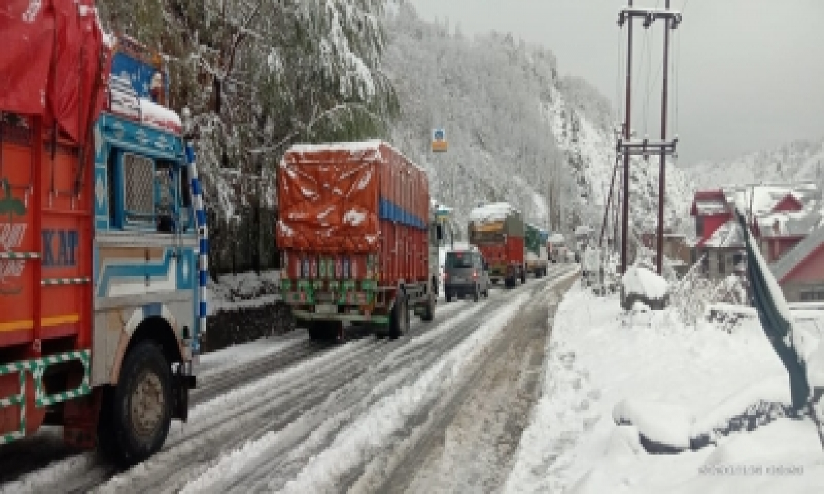 TeluguStop.com - Bailey Bridge Built On Jammu-srinagar Highway, Road Opened