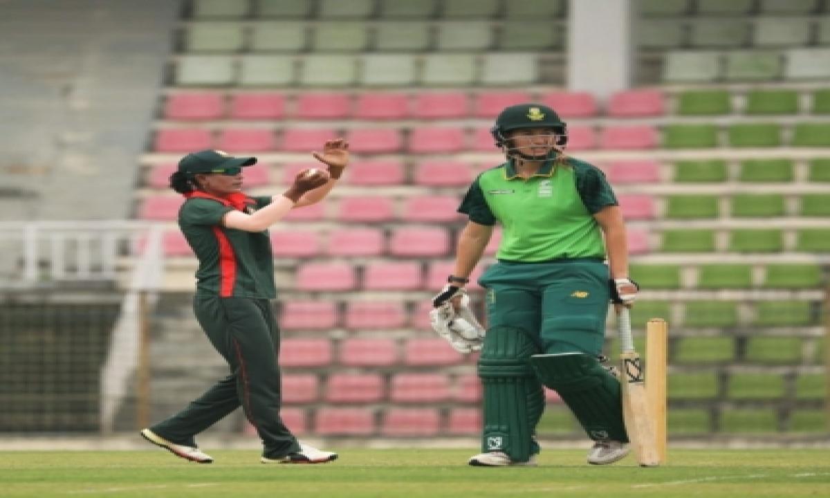 Bangladesh Emerging Women Team Beats Sa In Odi Series-TeluguStop.com