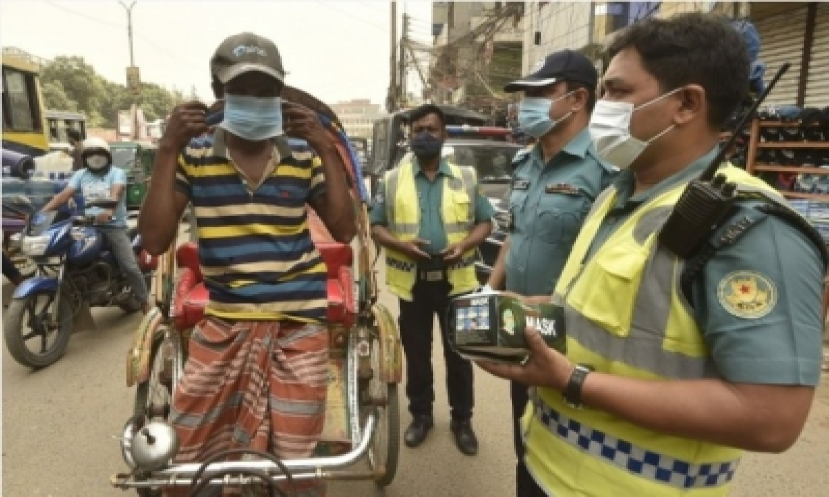 B'desh Issues Fresh Directives For 'full Lockdown'-TeluguStop.com