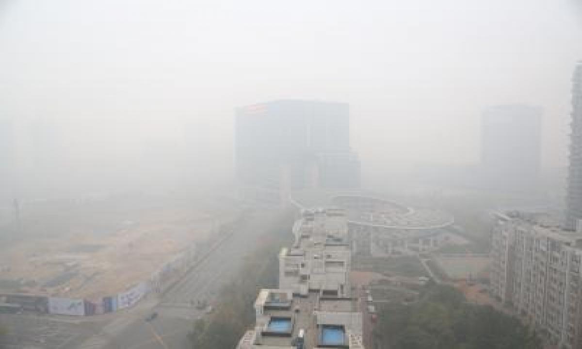 Beijing's Pm2.5 Density Drops 53% Over Past Half Decade-TeluguStop.com