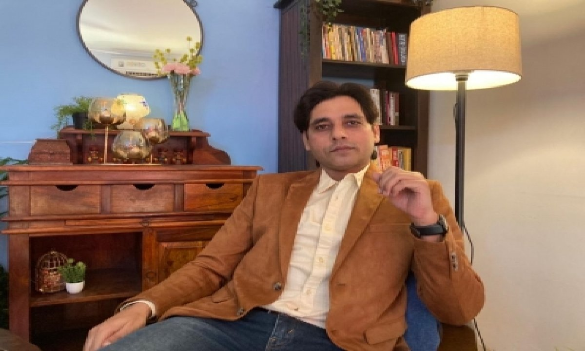 Being A Good Actor Is My Focus, I Am Here To Act: Amit Jairath-TeluguStop.com
