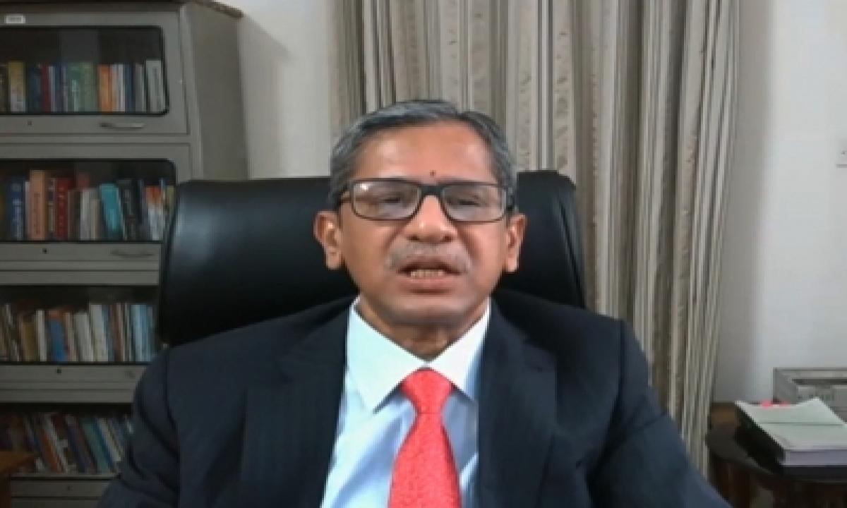 Belong To Both States', CJI Indicates Opting Out Of Krishna River Case-General-English-Telugu Tollywood Photo Image-TeluguStop.com