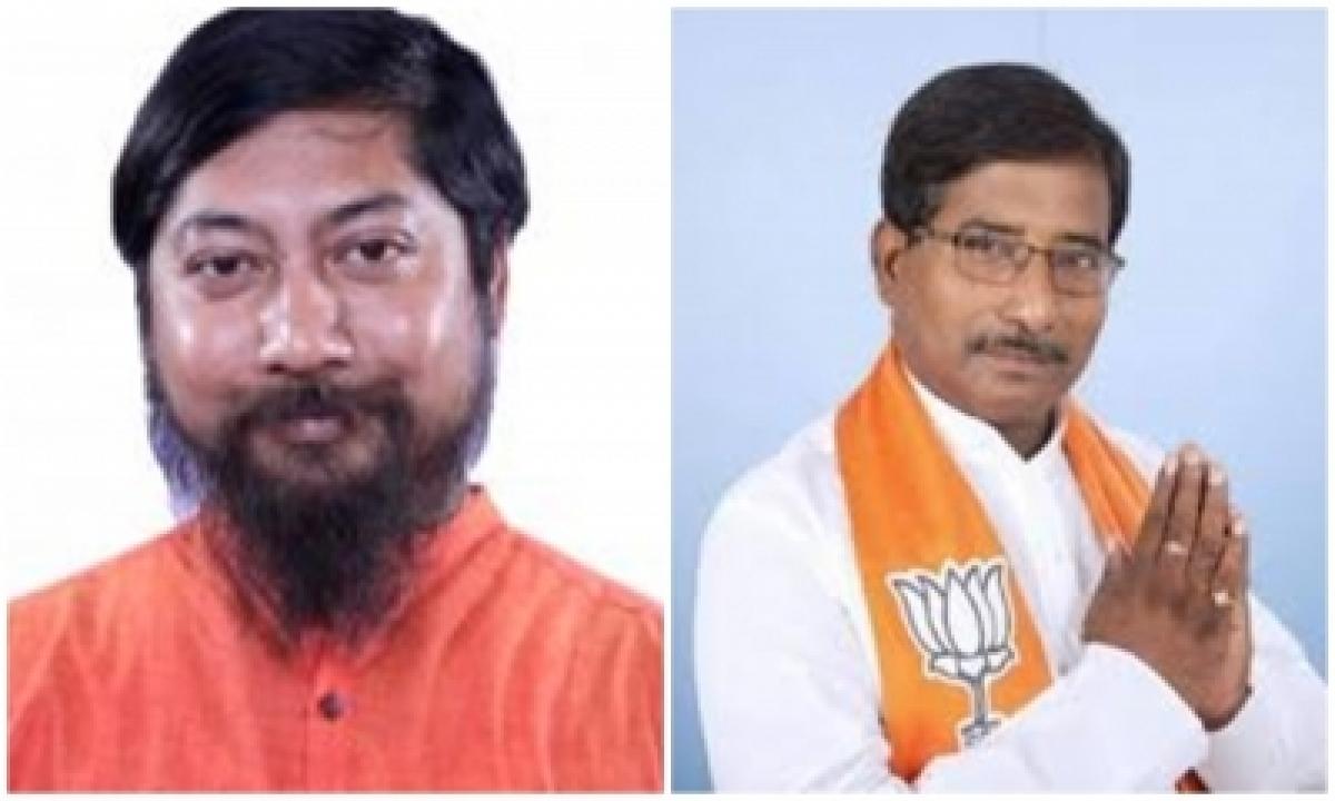 Bengal: 2 Bjp Mlas Chose To Remain Mps, Step Down-TeluguStop.com