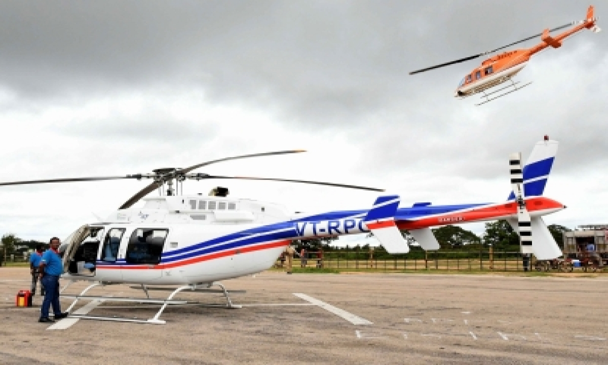 Bengal Government To Develop Four Permanent Helipads-TeluguStop.com